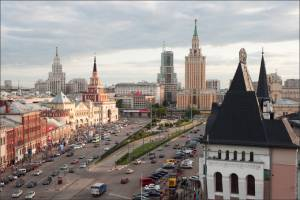 В Москве появится еще один железнодорожный вокзал
