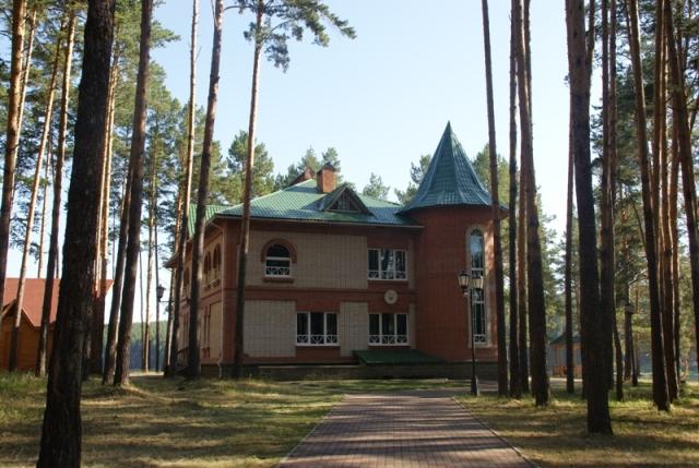 санаторий Карагай, Башкирия на putevka-perm.ru