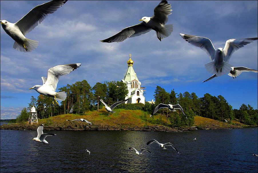 Туры в Санкт-Петербург с посещением острова Валаам.