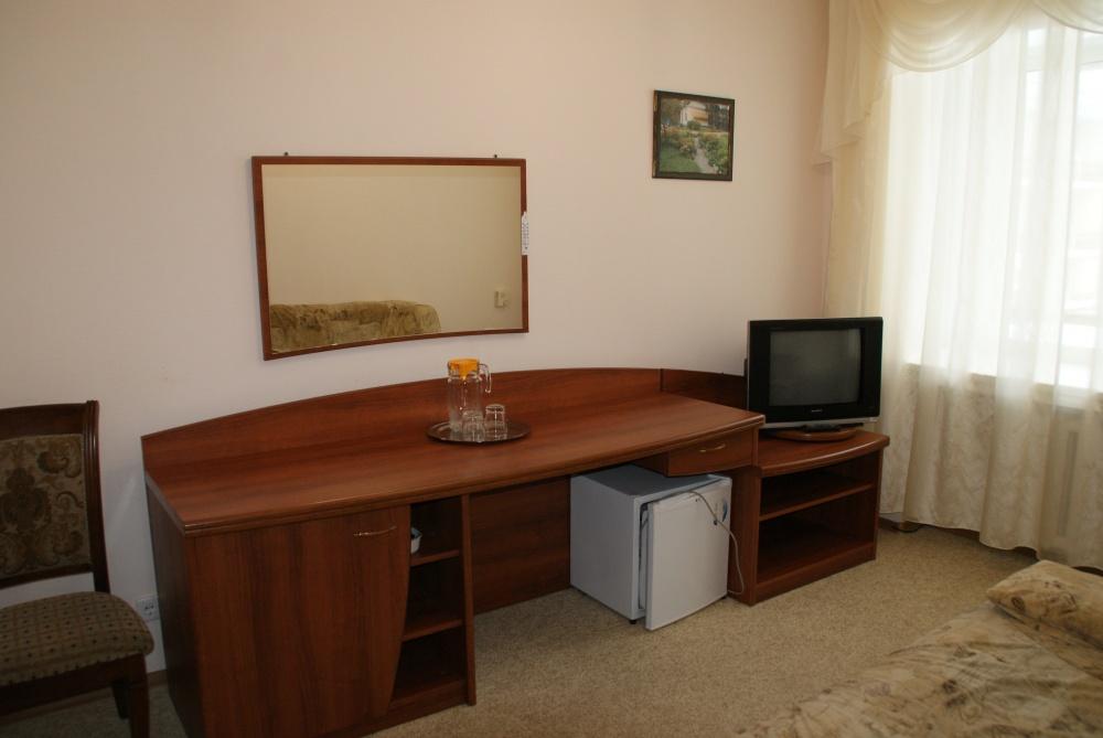 корпус 2, полулюкс, 2-местный 2-комнатный