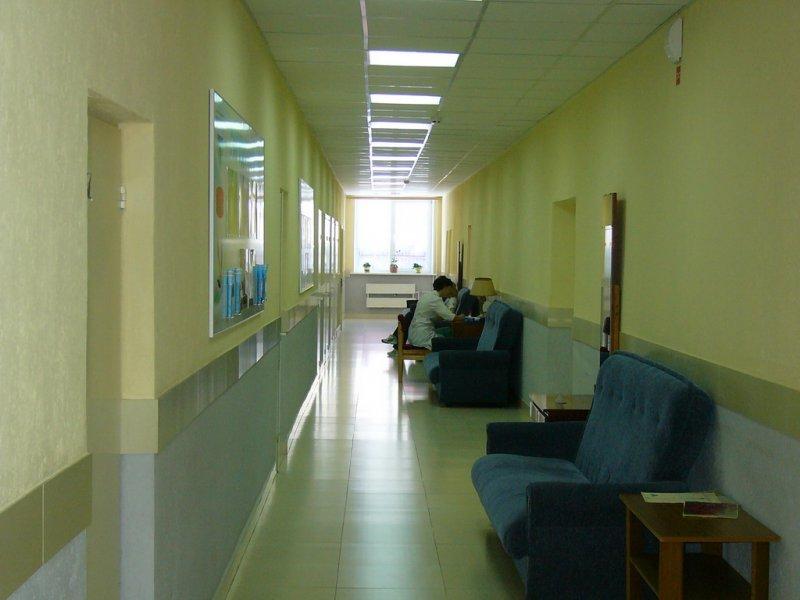санаторий Родник г. Пермь, лечебное отделение