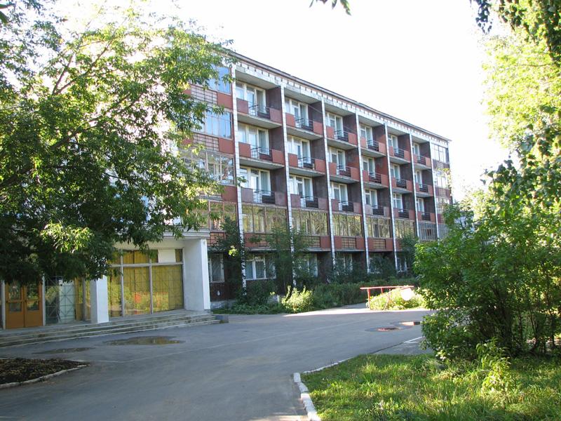 Санаторий «Алмед», Пермь