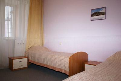2-местный номер, 2-х комнатный. Корпус № 6-7