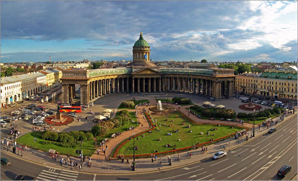 Экономичные туры в Санкт-Петербург
