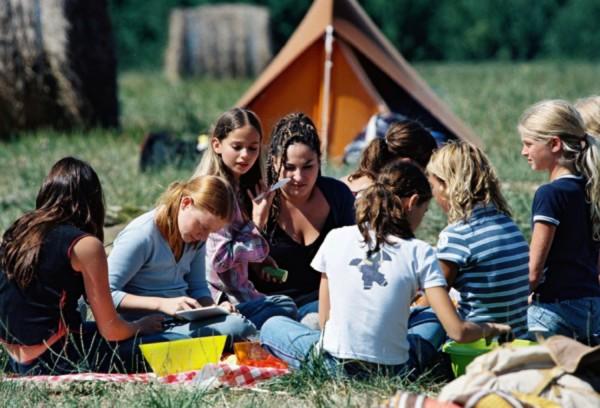 Детские лагеря Пермского края