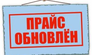 Изменения цен на речные круизы из Перми