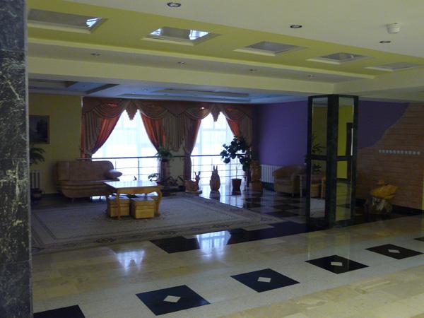 санаторий Танып, Башкортостан