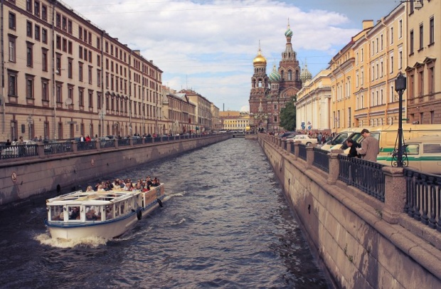 Восхитительный Санкт-Петербург