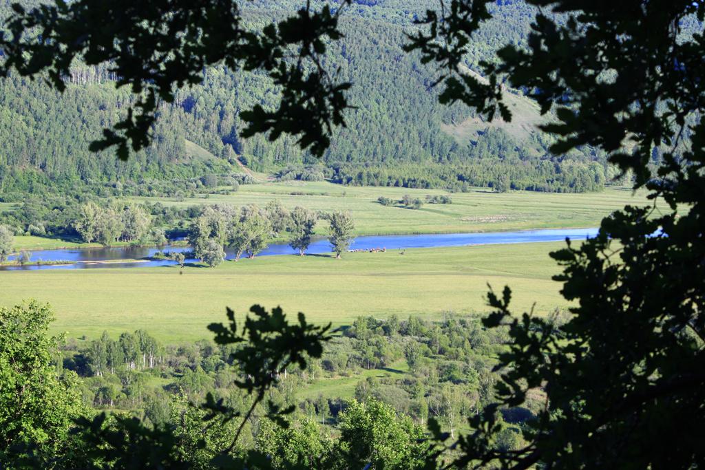 курорт Янгантау, река Юрюзань