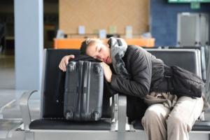 Минтрас  предложил штрафовать авиакомпании за задержку рейсов