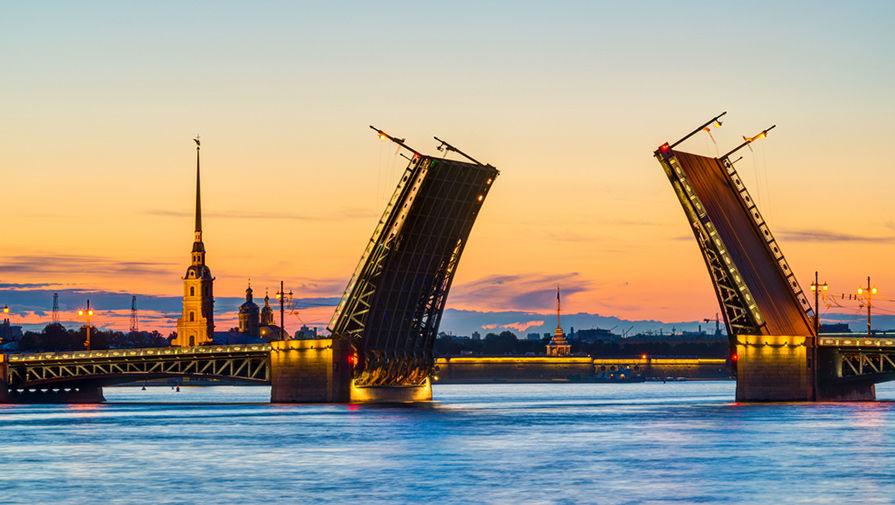 Сборные туры в Санкт-Петербург