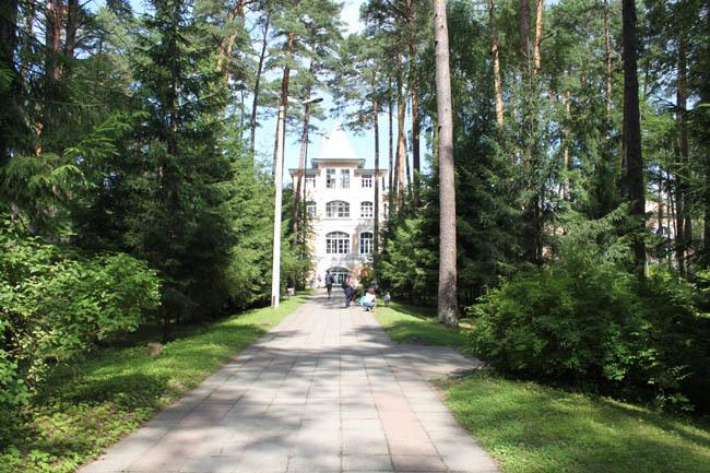 Санаторий «Сестрорецкий курорт», Санкт-Петербург