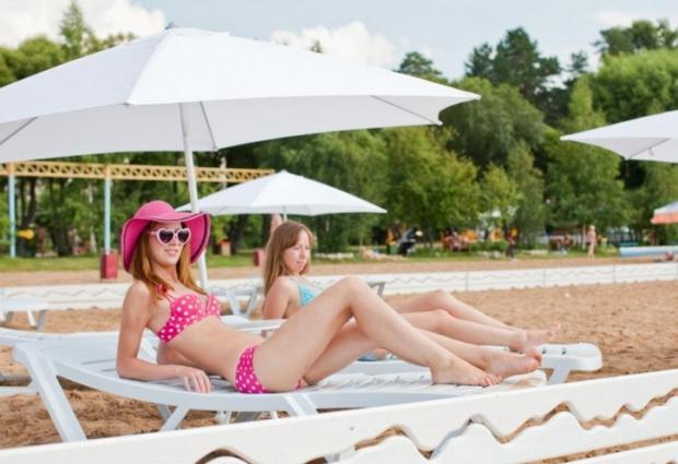 Пляжный OPEN-AIR «Песчаный рай»