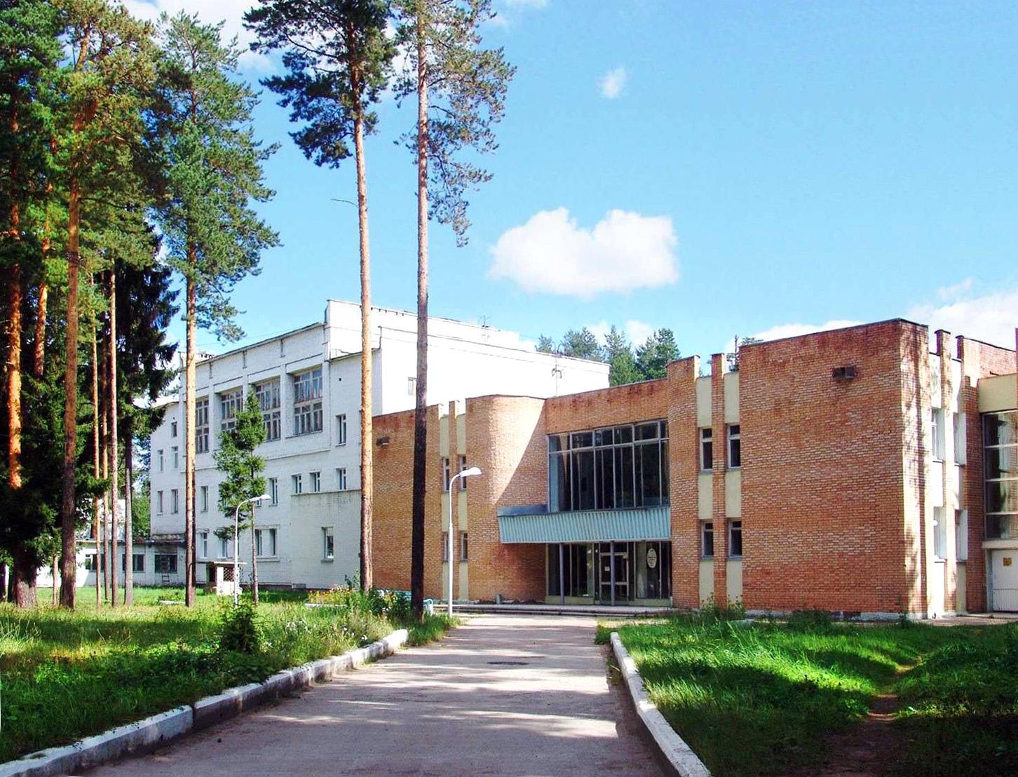 Санаторий «Сосновый бор», п. Нижнеивкино