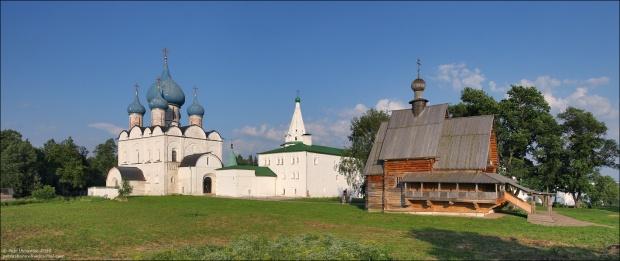 Предлагаем посетить все достопримечательности Золотого Кольца России.