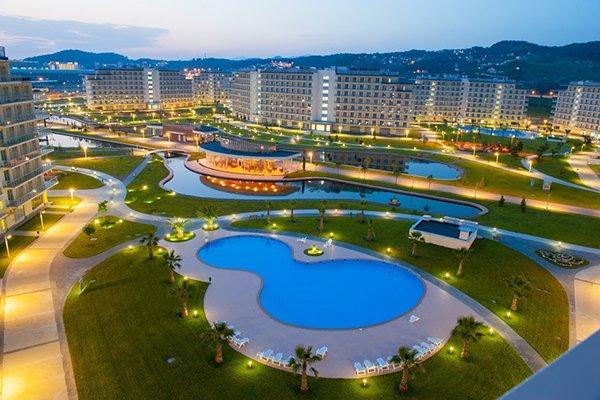 Оздоровительный комплекс «Сочи Парк Отель»