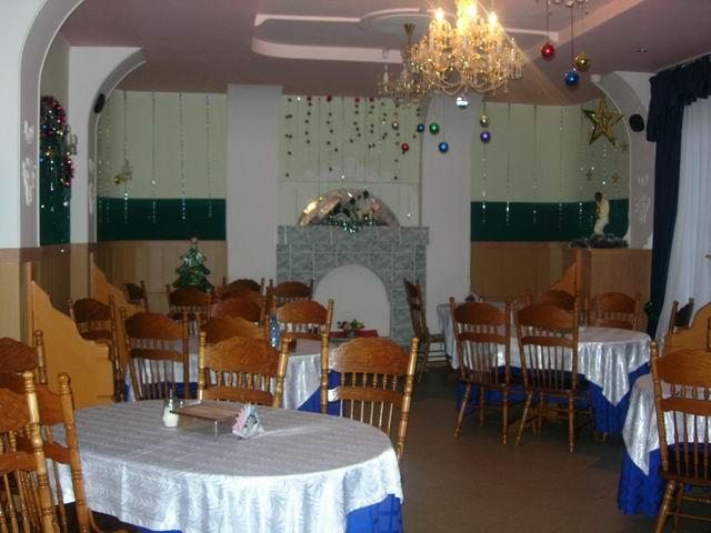 санаторий Карагай, ресторан