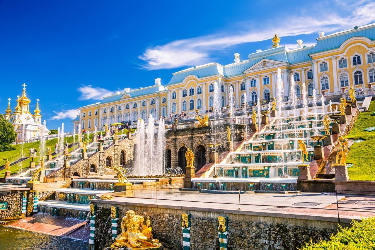 ПОИСК туров в Санкт-Петербург