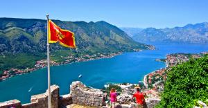 Новый чартер из Перми в Черногорию