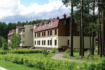 Санаторий «Демидково», Пермский край