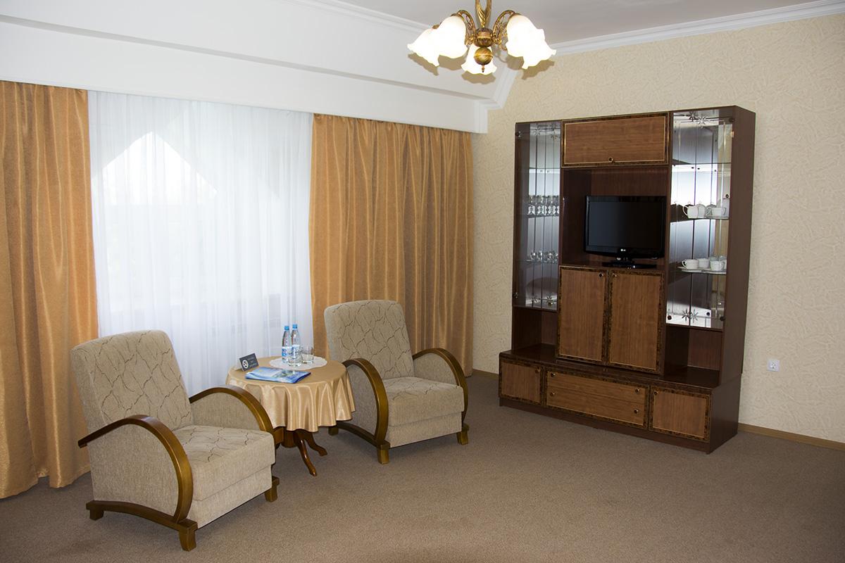 корпус 3, 2-местный люкс 2-комнатный