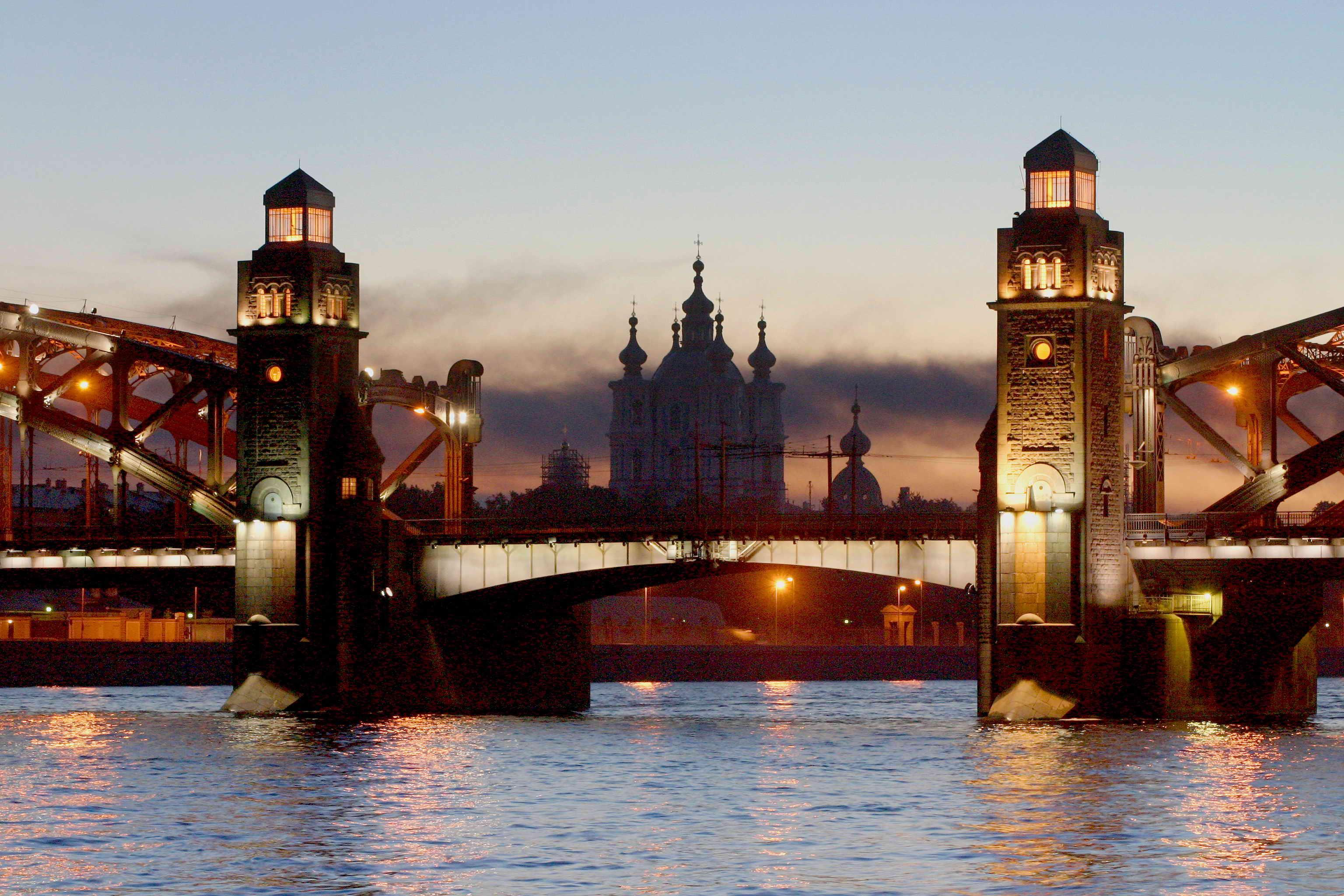Туры в Санкт Петербург из Перми