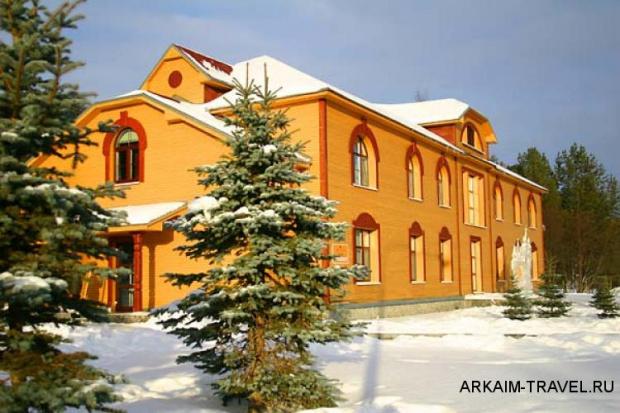 Скидки на курорте Усть-Качка