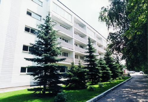 Санаторий «Самарский», Самара