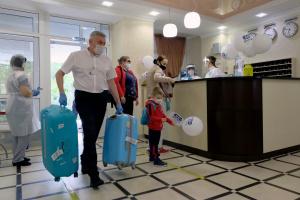 Условия заезда на курорты Краснодарского края с 01.07.2021 г.
