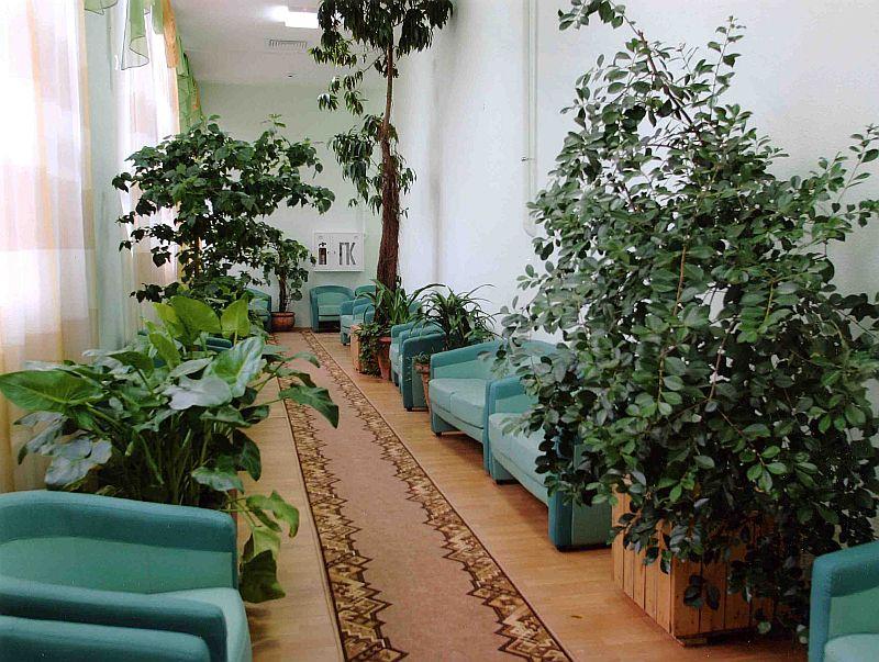 Санаторий-профилакторий «Гармония», Пермь