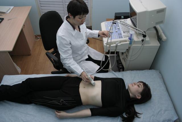 санаторий Карагай, диагностика