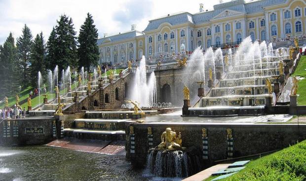 Санкт-Петербург из Перми
