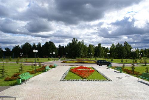 санаторий Танып, Башкирия