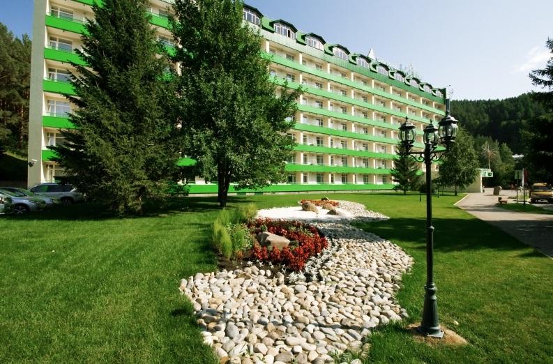 Санаторий «Катунь», Белокуриха