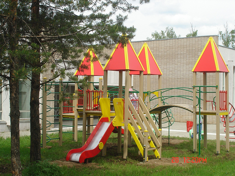 Санаторий «Чепца», Глазов