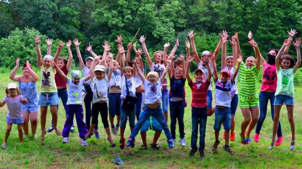 Детские лагеря. Старт продаж на лето 2018