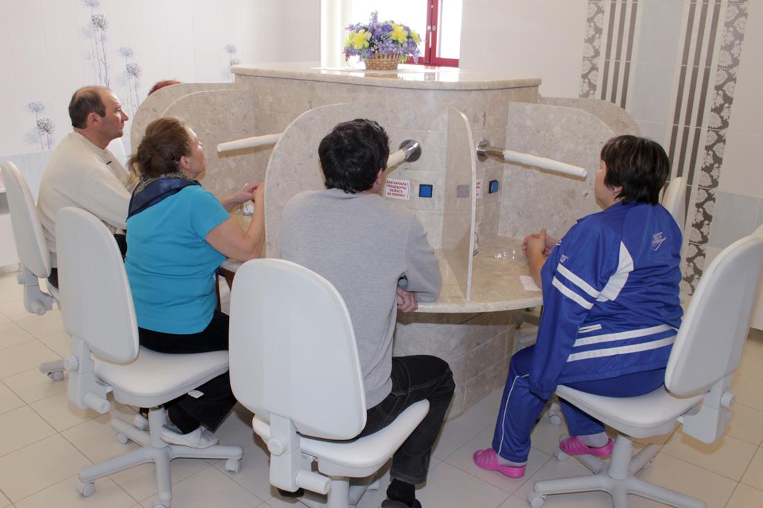 санаторий Янгантау, геотермальные ингаляции