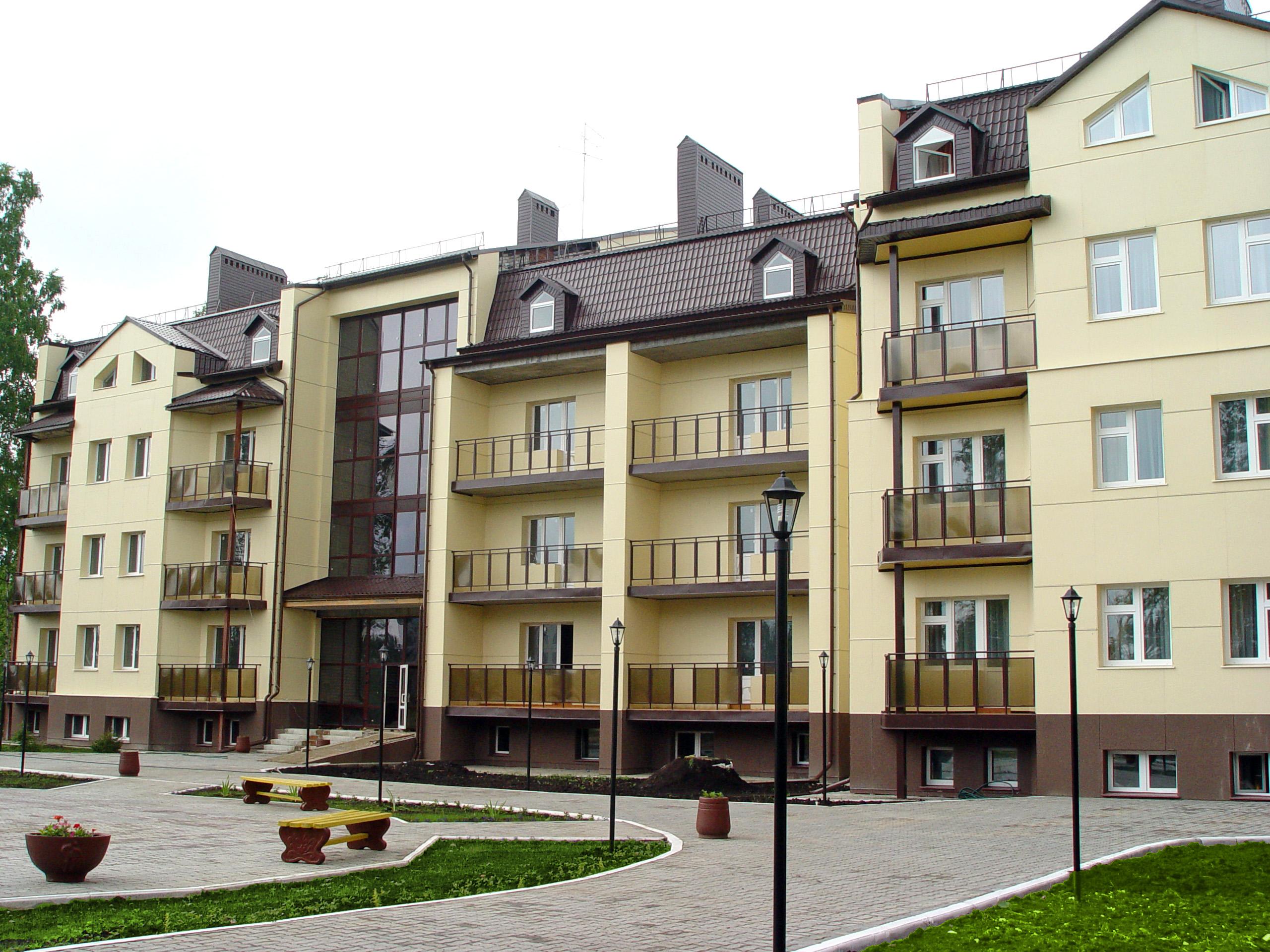Санаторий «Ливадия», Казань