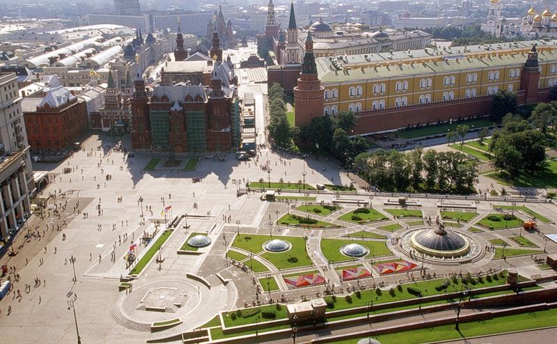Сборные экскурсионные туры в Москву
