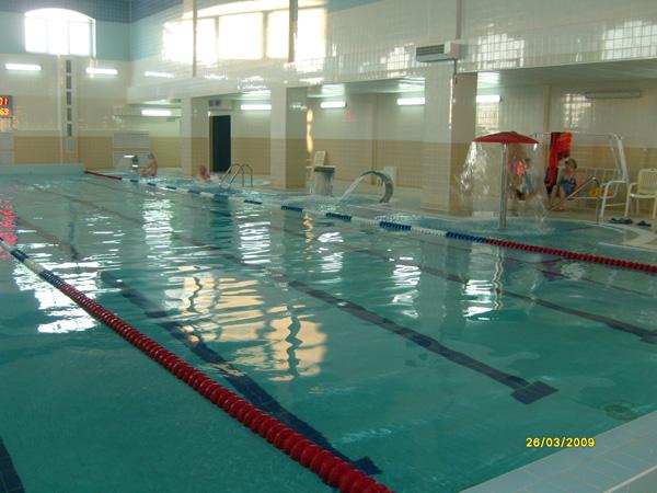 санаторий Танып, бассейн