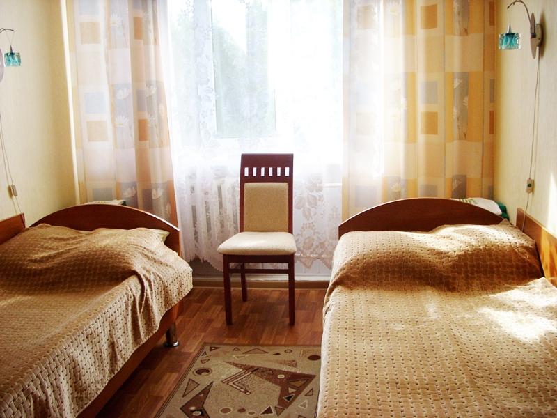 санаторий Нижне-Ивкино, номерной фонд