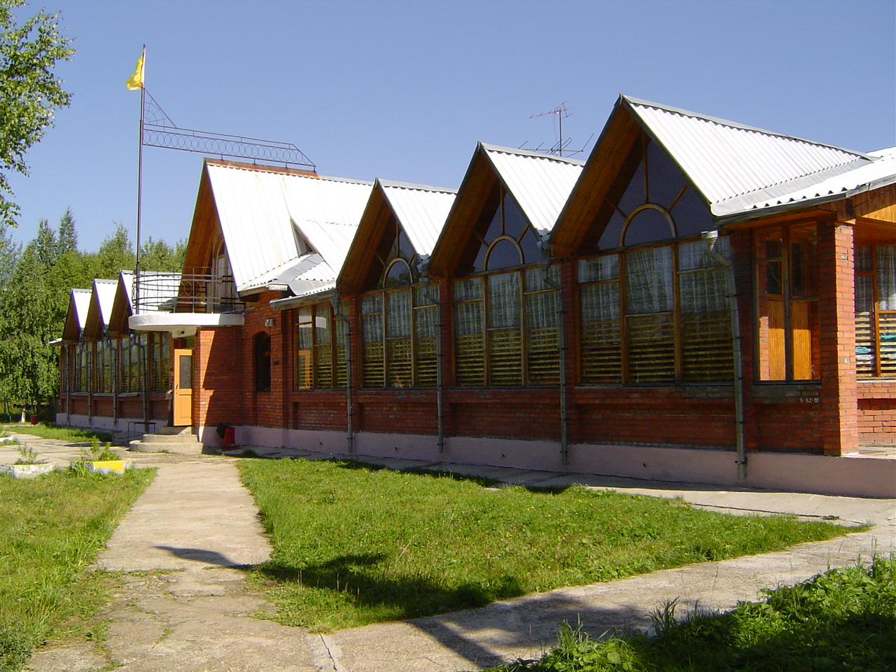 ДОЛ «Теремок», Верхнечусовские городки