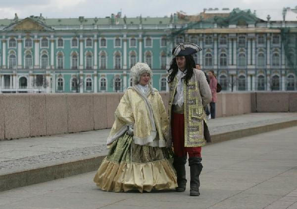 Классический Санкт-Петербург (5 дней/4 ночи)