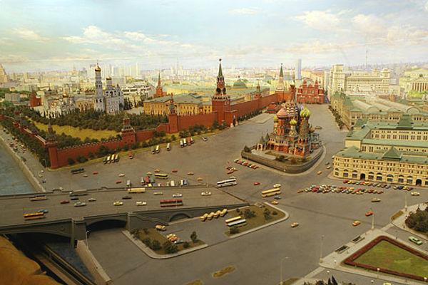 Туры в Москву и по Золотому Кольцу