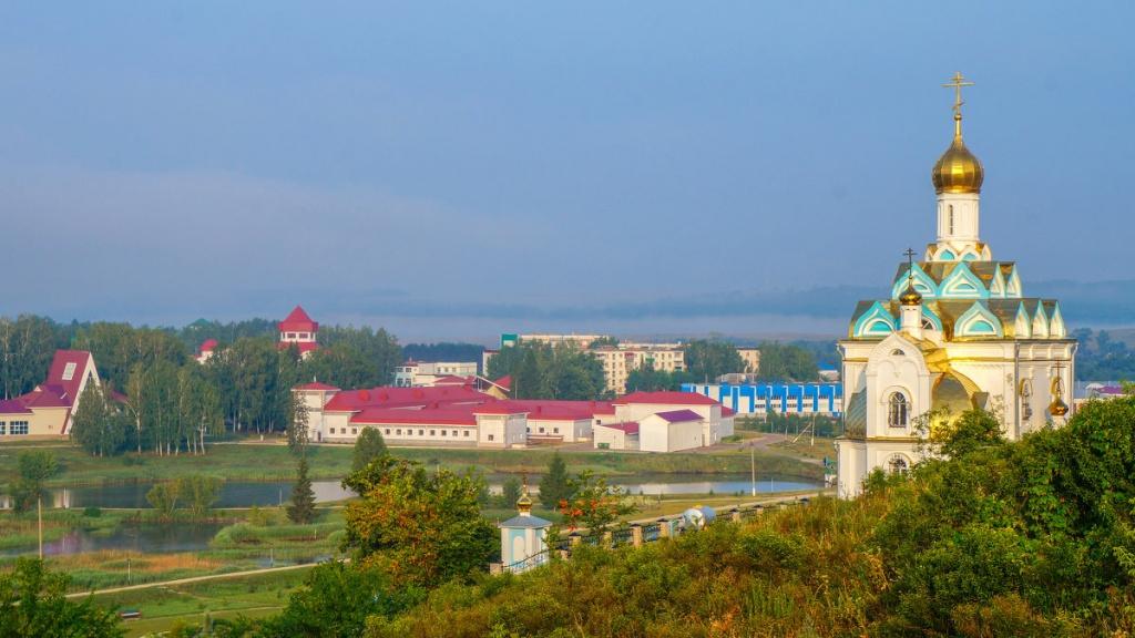 Санатории башкортостана красноусольск