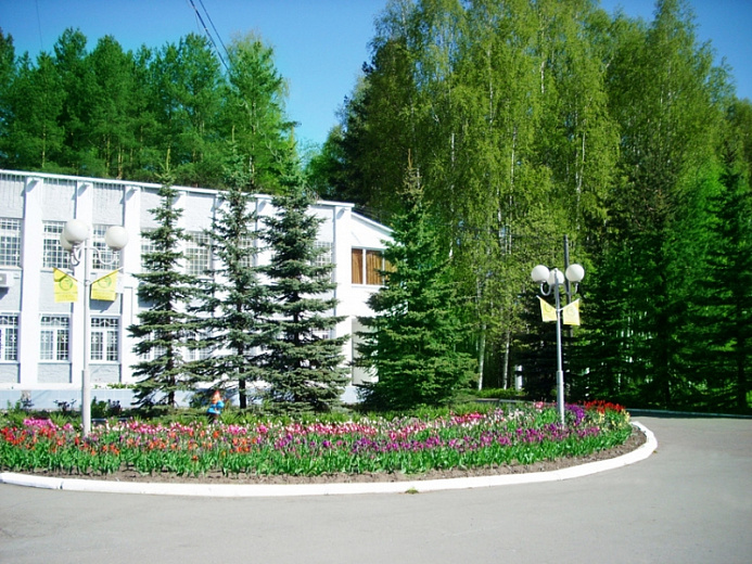 санаторий Нижне-Ивкино на putevka-perm.ru