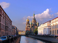 Сборные экскурсионные туры в Санкт-Петербург