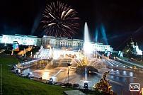 Осенний вальс фонтанов